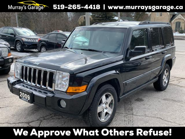 2009 Jeep Commander SPORT AWD