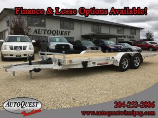 Used 2019 RC Trailers 8.5' x 20' Smoothloader XE for sale in Winnipeg, MB