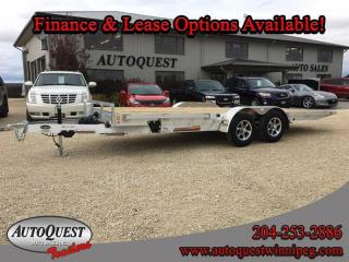 Used 2019 RC Trailers 8.5' x 20' XE Smoothloader for sale in Winnipeg, MB