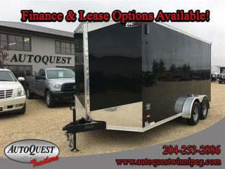 Used 2019 RC Trailers 7' x 16' x 84
