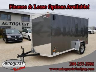 Used 2020 RC Trailers 6' x 12' x 72
