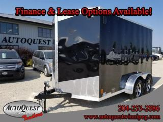Used 2020 RC Trailers 7' x 12' x 84