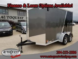 Used 2020 RC Trailers 6' x 12' x 78