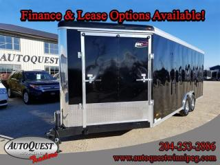 Used 2020 RC Trailers 8.5' x 25' x 84