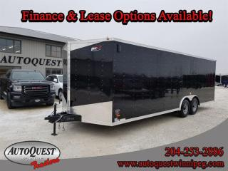 Used 2020 RC Trailers 8.5' X 24' X 78