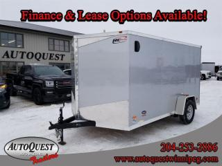 Used 2019 RC Trailers 7' x 12' x 72