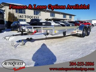 Used 2019 RC Trailers 8.5' X 20' Smoothloader XM for sale in Winnipeg, MB