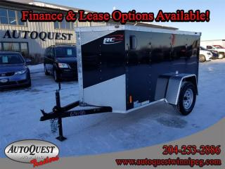 Used 2020 RC Trailers 4' x 8' x 48