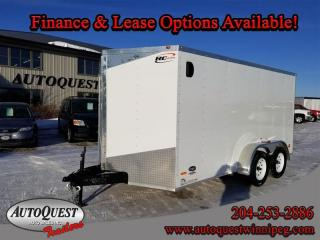 Used 2020 RC Trailers 7' x 14' x 72