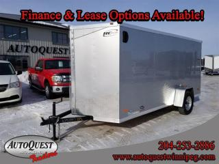Used 2019 RC Trailers 6' x 14' x 72