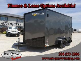 Used 2020 Stealth 7' x 12' x 78