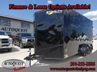 Used 2020 Stealth 7' x 16' x 84