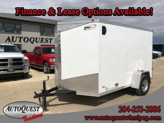 Used 2020 RC Trailers 6' x 10' x 72