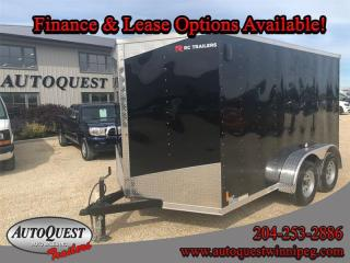 Used 2020 RC Trailers 7' x 12' x 78
