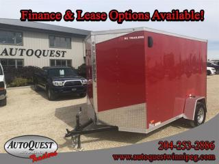 Used 2020 RC Trailers 6' x 10' x 78