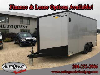 Used 2020 Stealth 8.5' x 16' x 84