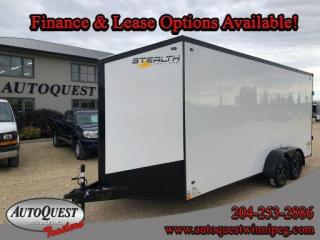 Used 2020 Stealth 7' x 18' x 84