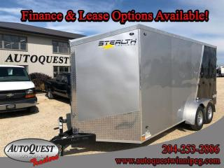 Used 2020 Stealth 7' x 16' x 78