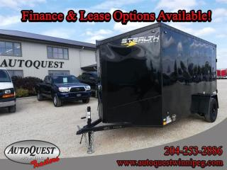 Used 2020 Stealth 6' X 12' X 72