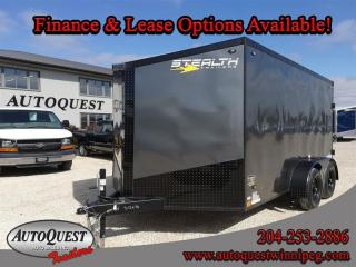 Used 2020 Stealth 7' x 12' x 72