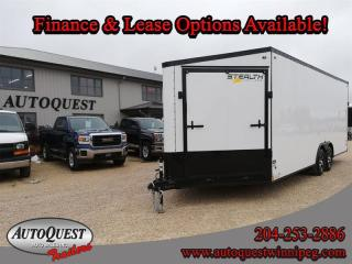 Used 2020 Stealth 8.5' x 27' x 84