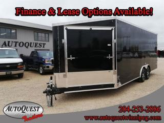 Used 2020 Stealth 8.5' X 25' X 84