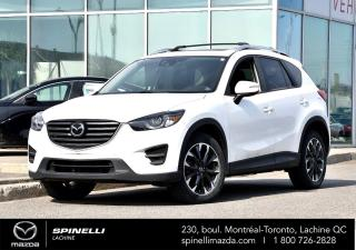 Used 2016 Mazda CX-5 GT TECH AWD CUIR SYSTEM AUDIO BOSE CX-5 GT AWD for sale in Lachine, QC