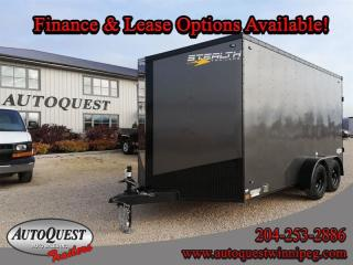 Used 2020 Stealth 7' x 14' x 84