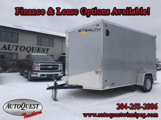 Used 2020 Stealth 6' x 12' x 78