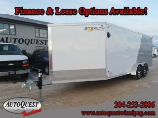 Used 2020 Stealth 7' x 23' x 72
