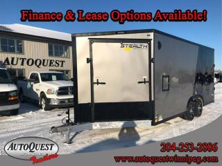 Used 2020 Stealth 8.5' x 23' x 84