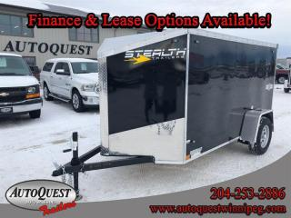 Used 2020 Stealth 5' x 10' x 60