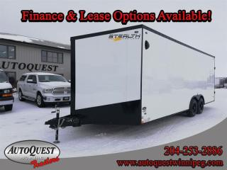 Used 2020 Stealth 8.5' x 22' x 84