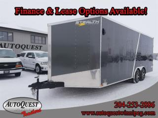 Used 2020 Stealth 8.5' x 20' x 84