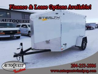 Used 2020 Stealth 5' x 8' x 60