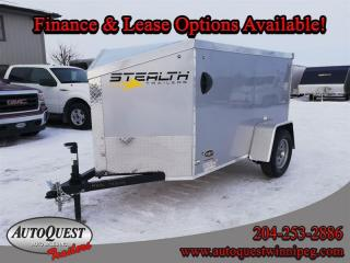 Used 2020 Stealth 4' x 8' x 48
