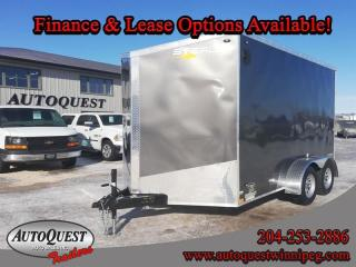 Used 2020 Stealth 7' x 12' x 84