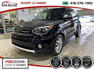 Used 2017 Kia Soul EX *SIEGES ET VOLANT CHAUFFANTS *CAMERA for sale in Québec, QC