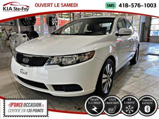 Used 2013 Kia Forte EX *SIÈGES CHAUFFANTS *A/C for sale in Québec, QC