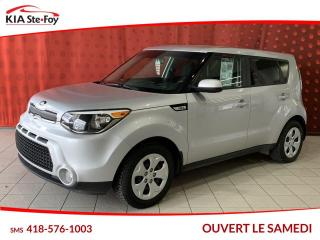 Used 2016 Kia Soul LX AUTOMATIQUE for sale in Québec, QC