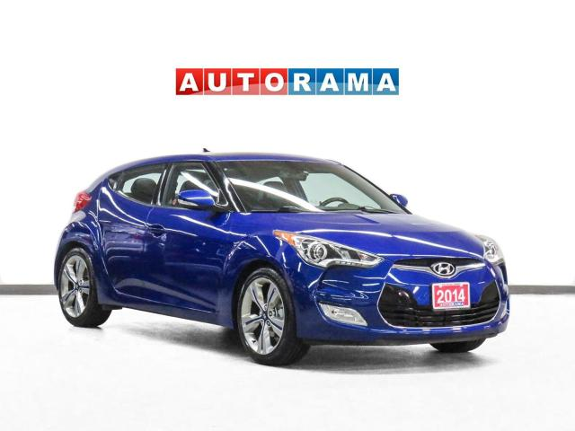 2014 Hyundai Veloster Tech Pkg Navigation Leather PanoRoof Backup Cam