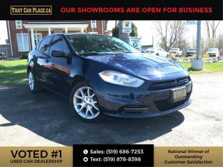 Used 2013 Dodge Dart SXT/Rallye SXT-Alloys-Pwr Windows,Locks,Mirrors for sale in London, ON