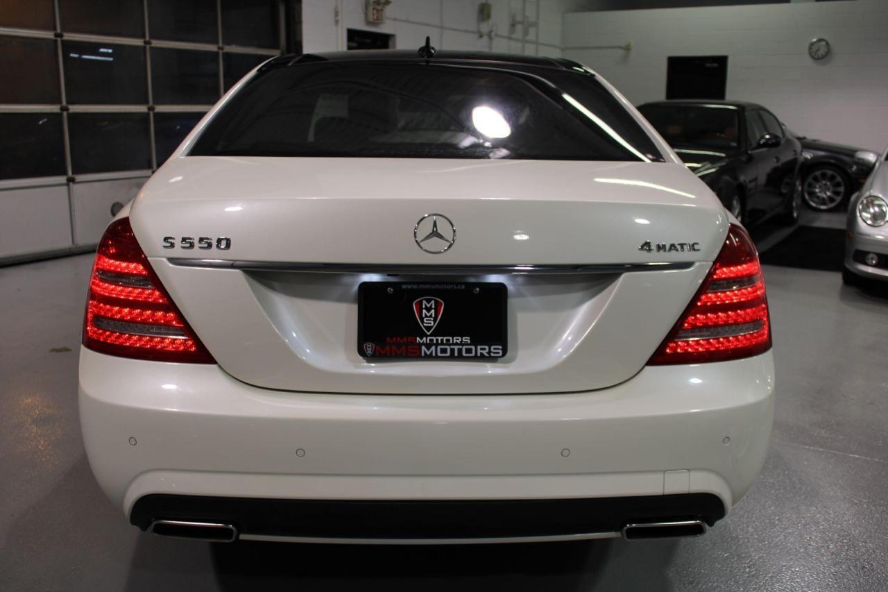 2012 Mercedes-Benz S-Class