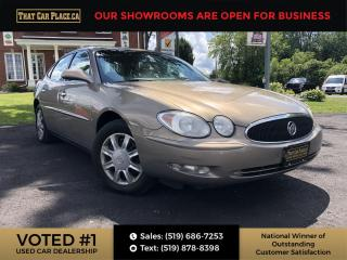 Used 2007 Buick Allure CX Pwr Windows Locks Driver Seat-Cruise-A/C for sale in London, ON