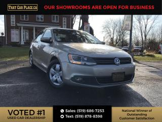 Used 2013 Volkswagen Jetta 2.0 TDI Comfortline Diesel-SunRoof-Htd Seats-Pwr Windows-Cruise-A/C for sale in London, ON