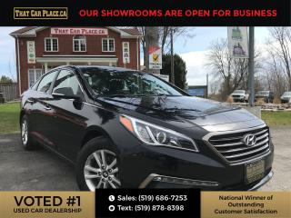Used 2016 Hyundai Sonata GLS Sunroof-Htd Seats&SteeringWheel-Backup-Bluetooth-Alloys for sale in London, ON