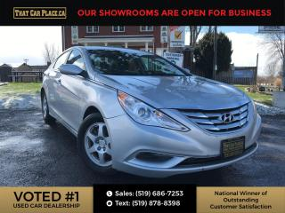 Used 2013 Hyundai Sonata GL-Htd Seats-Alloys-Pwr Windows,Locks,Mirrors-Cruise-A/C for sale in London, ON