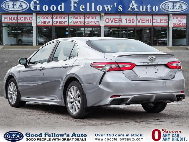 2019 Toyota Camry SE MODEL, RAERVIEW CAMERA, LEATHER & POWER SEATS
