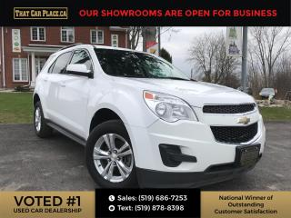Used 2015 Chevrolet Equinox 1LT Backup-Htd Seats-Bluetooth-Remote Starter-Alloys for sale in London, ON