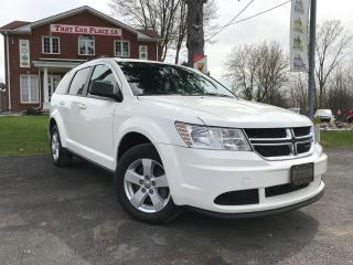 Used 2017 Dodge Journey CVP/SE Alloys-Cruise-DualClimate-Pwr Windows,Locks,Mirrors for sale in London, ON